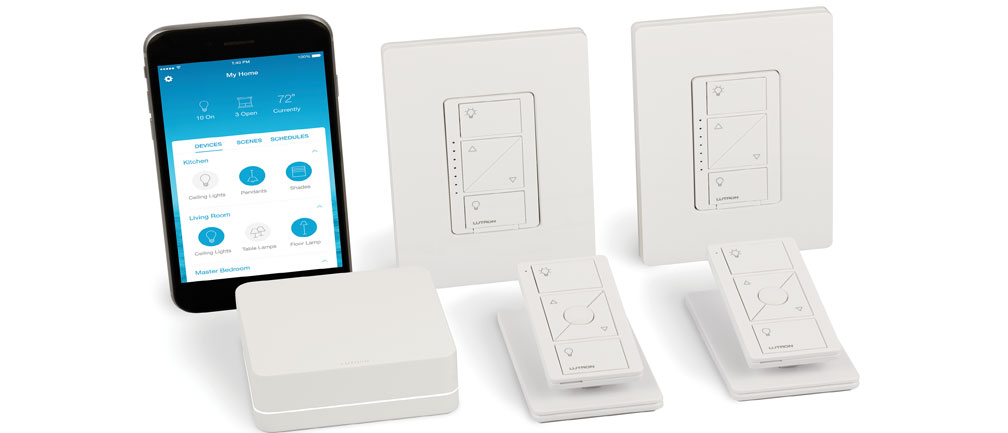 Lutron Home Automation