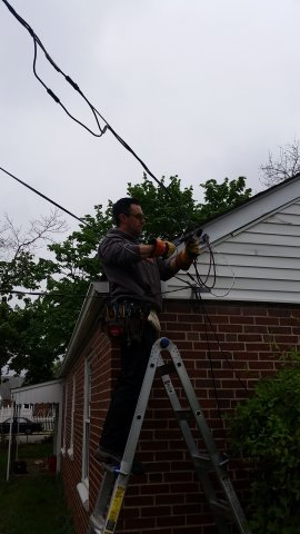 Main Electrical Service Repair & Replacement