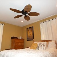 Ceiling Fan Installation & Recessed Lighting